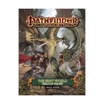 Pathfinder - First World - Realm of the Fey