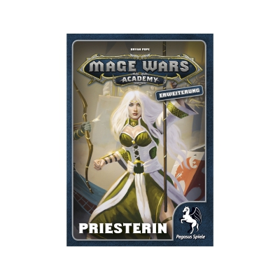 Mage Wars Academy - Priesterin
