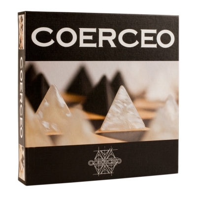 COERCEO - black and white fight for survival - Brettspiele
