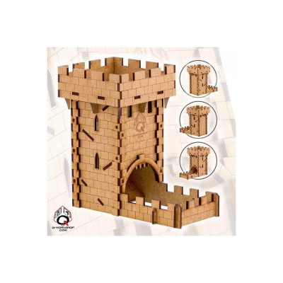 Dice Towers - Human Dice Tower