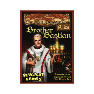 Red Dragon Inn - Allies - Brother Bastian