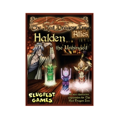 Red Dragon Inn - Allies - Halden the Unhinged