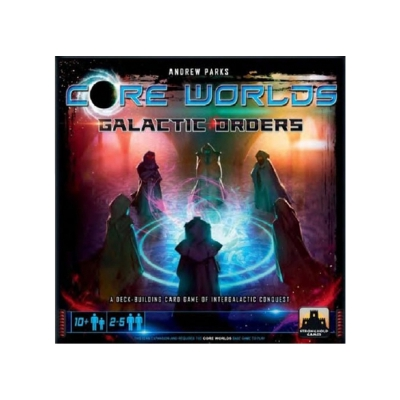 Core Worlds - Galactic Orders