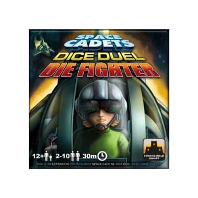 Space Cadets - Dice Duel Die Fighter Expansion