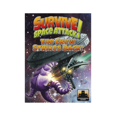 Survive - Space Attack! The Crew Strikes Back!
