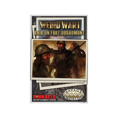 Weird War I - GM Screen