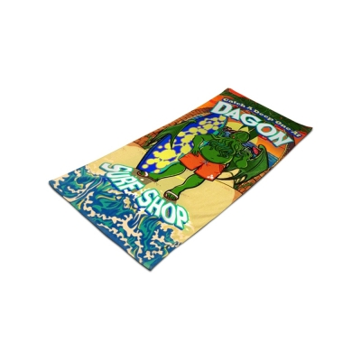 Cthulhu Dagon Surf Shop Beach Towel
