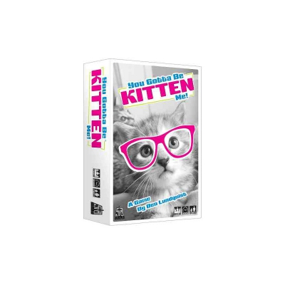 You Gotta Be Kitten Me - A fast fun party game