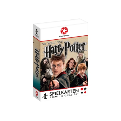 Playing Cards - Harry Potter