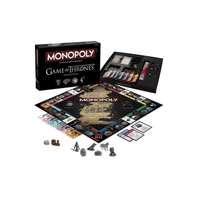 Monopoly - Game of Thrones Collector s Edition - limitiert