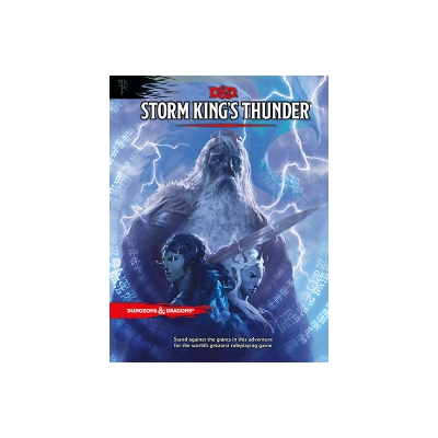 Dungeons und Dragons - Storm King s Thunder - Hardcover