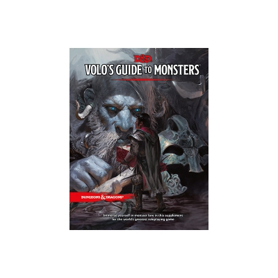 Dungeons und Dragons - Volo s Guide to Monsters - Hardcover