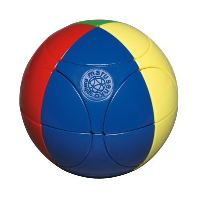 Sphere Classic blue, red, yellow level 4