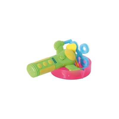 Bubble-Gun with Ventilatior, assorted
