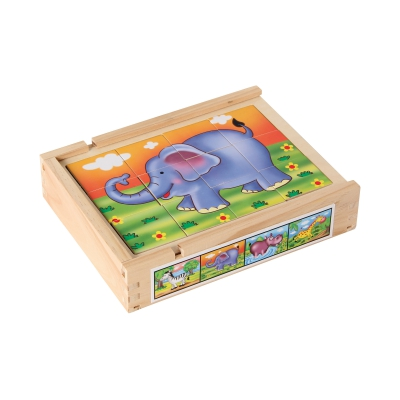 Magnetic Puzzle Set