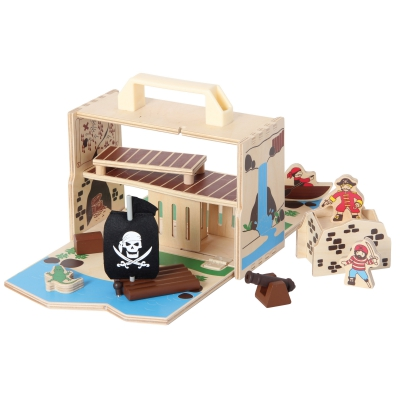 Boxset pirate island
