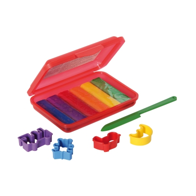 modeling clay play set mini in box
