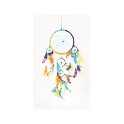 Dreamcatcher Rainbow 16cm