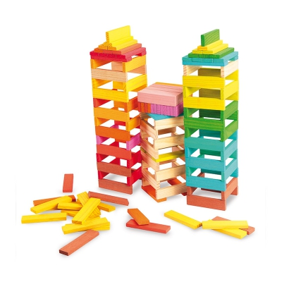 Wooden Toy Blocks - Construction