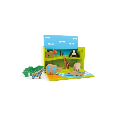 Gamebox Zoo