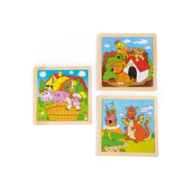 Frame Puzzle - Animal Set No.2