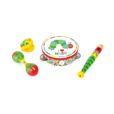 The Very Hungry Caterpillar music set