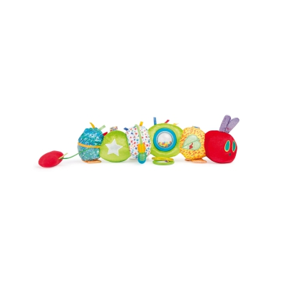 The Very Hungry Caterpillar motor skills trainer for the playpen