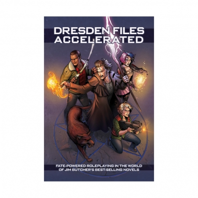 Dresden Files - Accelerated