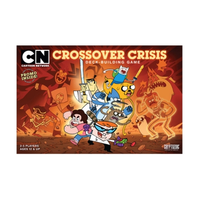Cartoon Network - Crossover Crisis Deckbuilding
