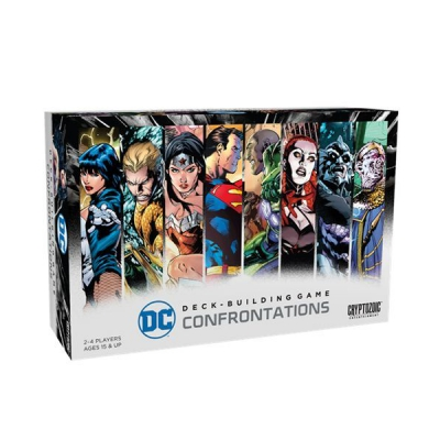 DC Comics Deckbuilding Game - Confrontations