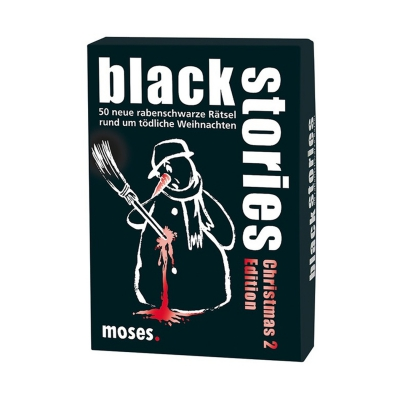 Black Stories - Black Stories - Christmas Edition 2