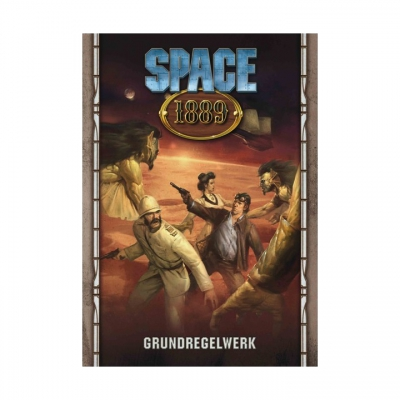 Space - 1889 - Grundregelwerk Revised