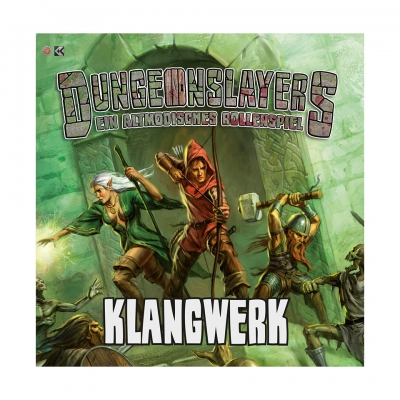 Klangwerk - der Dungeonslayers Soundtrack (CD)