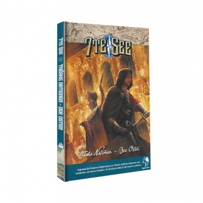 7te See Nations of Thea 2 (Hardcover) (Arbeitstitel)