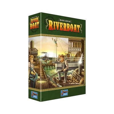 Riverboat (deutsch)