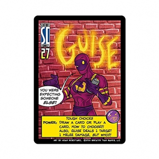 Sentinels of the Multiverse - Guise