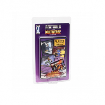 Sentinels of the Multiverse - Oversized Villain Character Cards