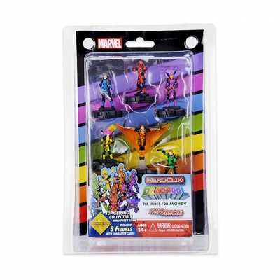 Marvel HeroClix - Mercs 4 Money Fast Forces Pack