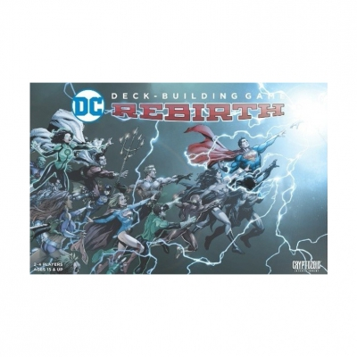 DC Deckbuilding Game - Rebirth