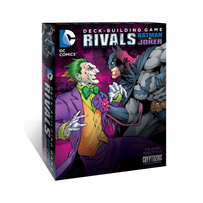 DC Deckbuilding Game - Rivals (Green Lantern vs. Sinestro)