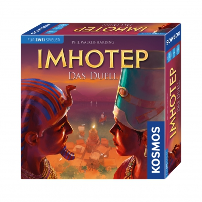 Imhotep - Imhotep - Das Duell
