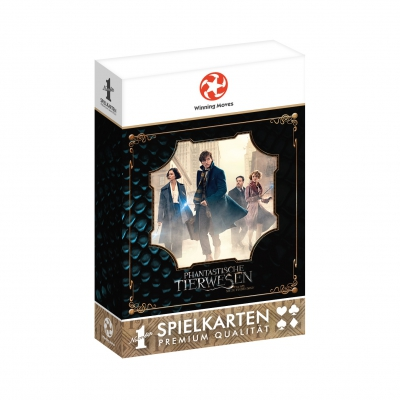 Playing Cards - Fantastic Beasts