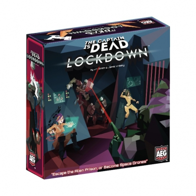 The Captain is Dead - Lockdown