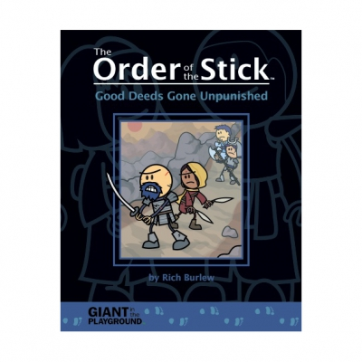 Order of the Stick - Good Deeds Gone Unpunished