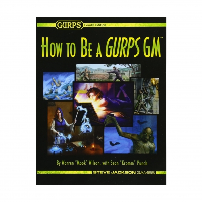 GURPS How to be a GURPS GM