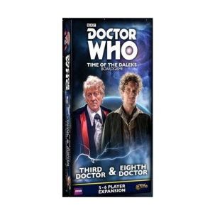 Doctor Who - Doctor Who 3th & 8th Doctors Expansion