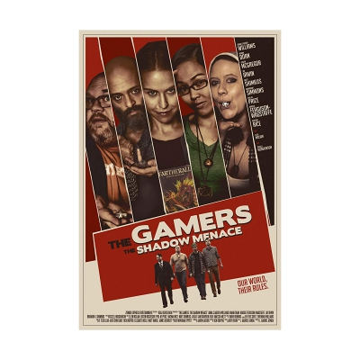 The Gamers - Shadow Menace (DVD+Bluray)