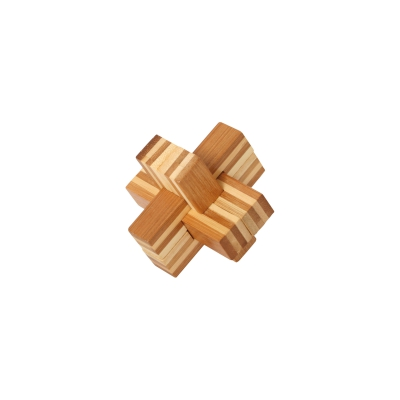 Bamboo Puzzle Devils Knot