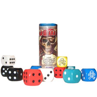 Dead Man s Dice - Fun with dice among pirates - Brettspiele
