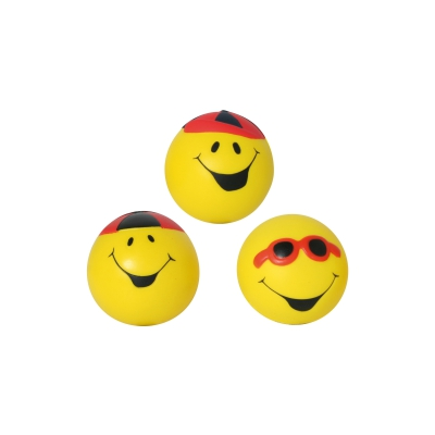Smile Push Ball assorted